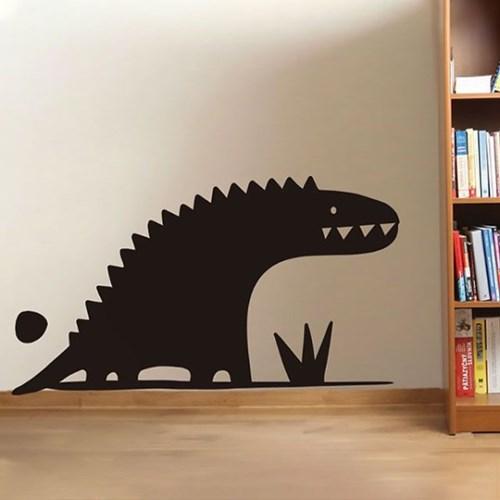 미니멀 공룡벽지스티커 1개