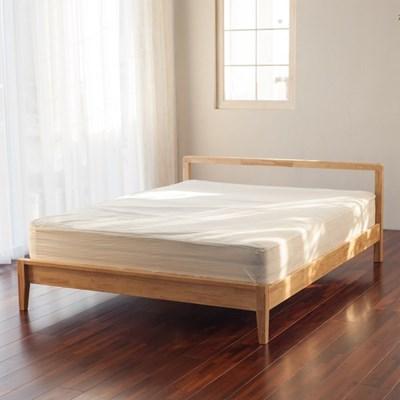 [리퍼브]히토 원목 퀸 침대