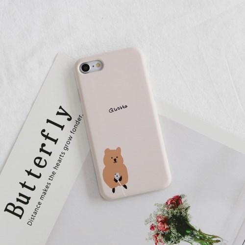 쿼카 191 아이폰/LG 폰케이스&스마트톡