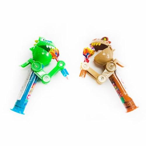 공룡 캔디 장난감 다이노트럼퍼