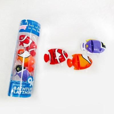 태엽물고기 아쿠아수족관 3P세트