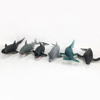 해양 동물  피규어