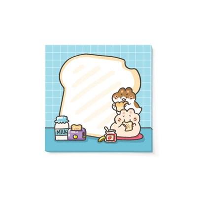[도톨도톨] 빵도톨 메모지(M)