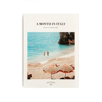 (만년형) A MONTH IN ITALY 다이어리 ver.9