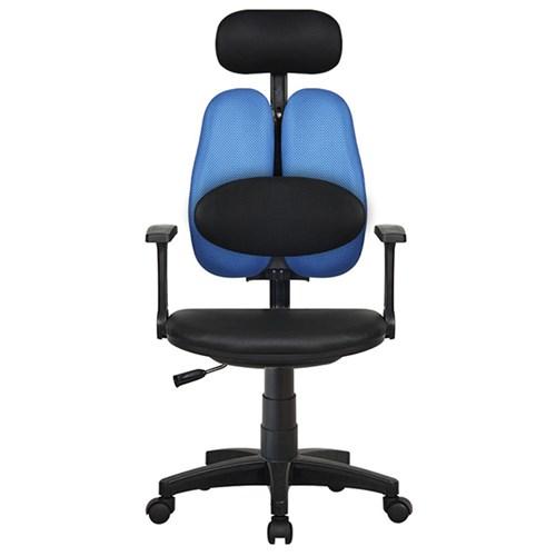 [채우리] 리포스 의자 시리즈 3006 (메쉬/인조가죽)