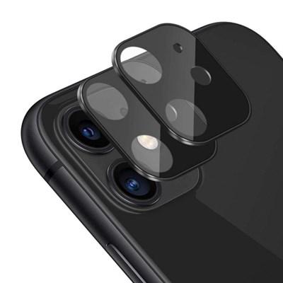 (2매입) [아이폰11/프로/프로맥스] 티타늄 합금 풀커버 카메라 필름