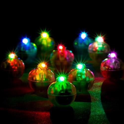 LED 벌룬라이트 [컬러점멸등] 10개입_(11867346)