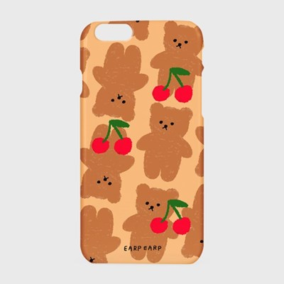 Dot cherry big bear-beige_(1369677)