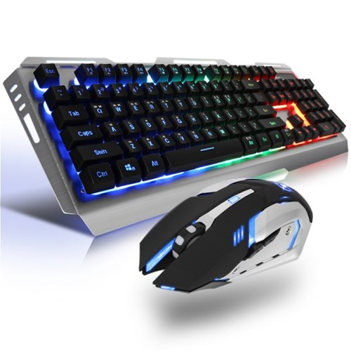 COX 유선 게이밍 키보드 마우스 CKM500 (알루미늄바디/비키타입)