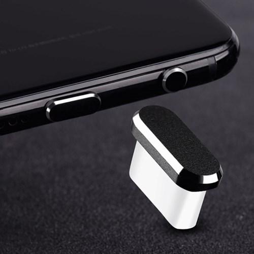 아이폰(전기종) 삼성C타입 충전단자 먼지 마개