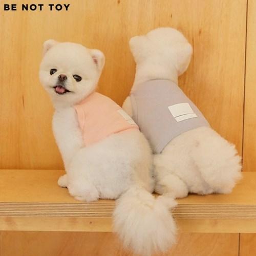 [BE NOT TOY] 위비 크롭 도그 티 / 강아지 애견 의류_(1553335)