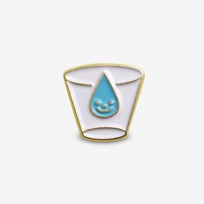 [굿네이버스] 굿워터프로젝트 Good Water Project 뱃지_(35111)