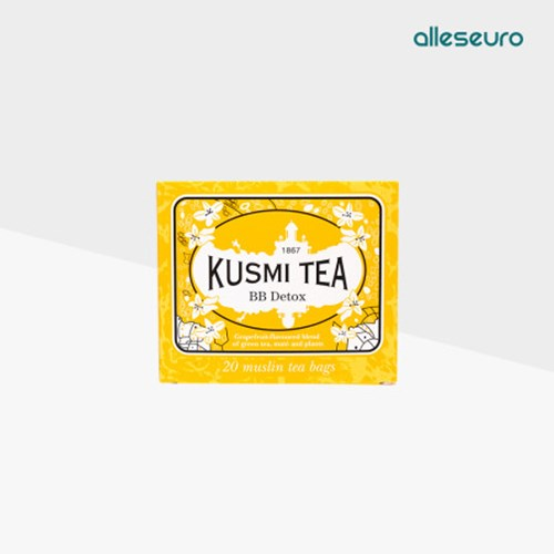 KUSMI 쿠스미 티 BB 디톡스 티백 20