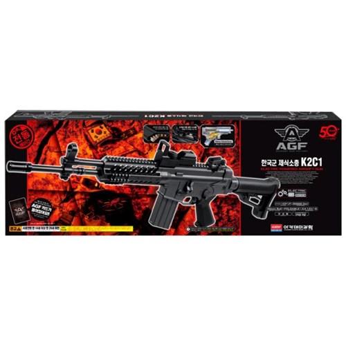 아카데미 K2C1 전동건 17416 서바이벌 비비탄총