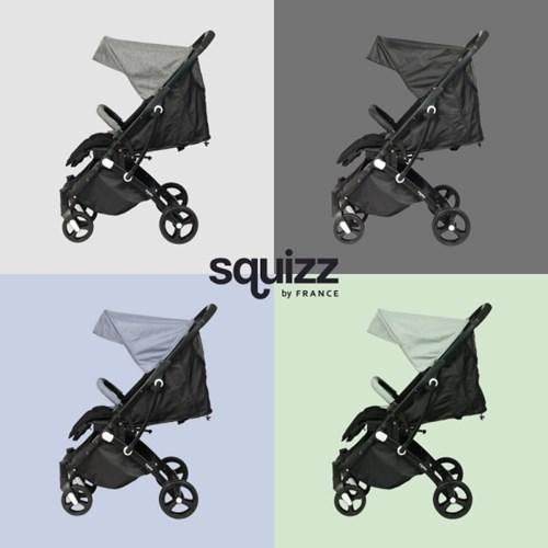 [Squizz3] 프랑스 유모차 스퀴즈3 휴대용 절충형 기내반입 유모차