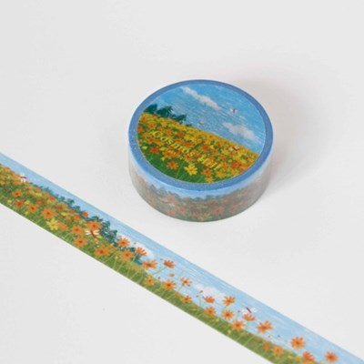 Cosmos Hill Masking Tape