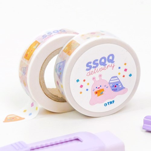 SSQQ DELIVERY Masking tape