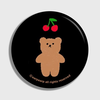 Cherry big bear-black(거울)_(1371347)