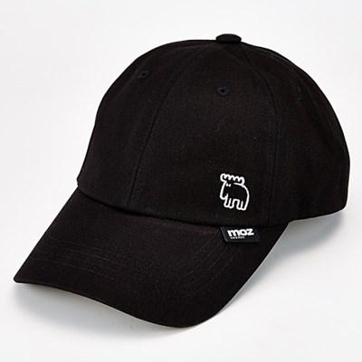 볼캡 블랙