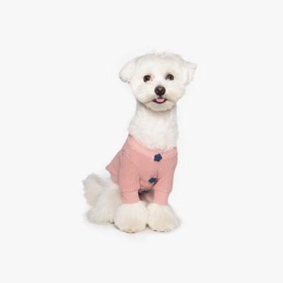베럴즈 별사탕 가디건 (핑크)