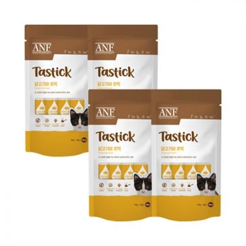 [4개세트] ANF 테이스틱 닭고기&호박 4개입_(3300576)