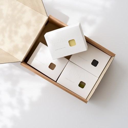 이즈솝 수제비누 4구 선물세트