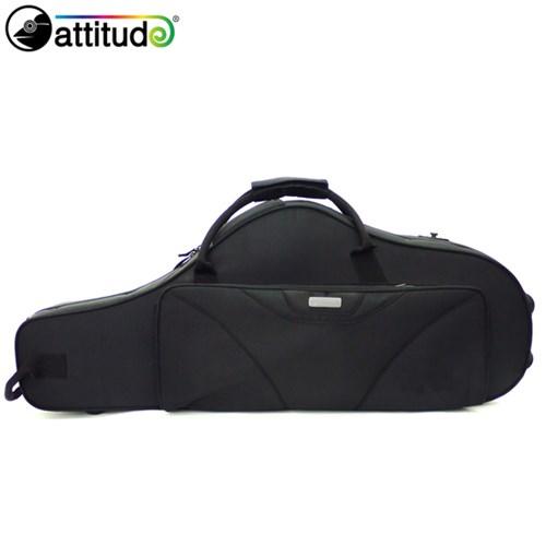 [Attitude] PHC-TS1000-Tenor Saxophone Hard Case-Black 테너색소폰