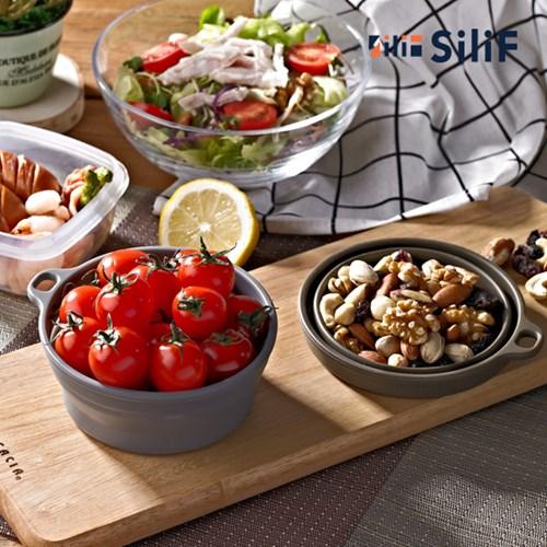 실리프 베이직 접이식그릇