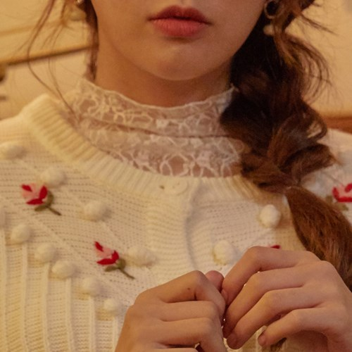 [BYROEM] 슈가 파우더 레이스티 (2colors)_ RMLWA1VYT1