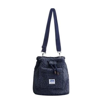 BUCKET BAG FLEECE (버킷백 플리스) (SB100043)