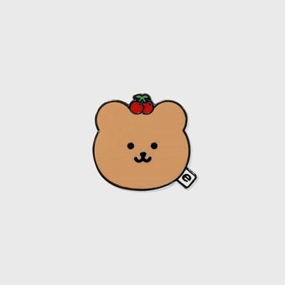 Dot bear(뱃지)