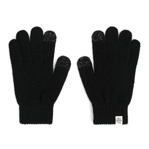 AW BASIC TOUCH GLOVES (black)