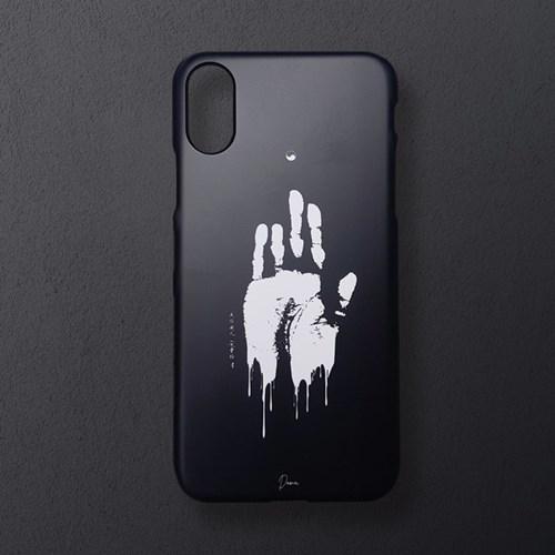 [무광] 안중근 의사 손도장 멜팅 태극 스마트폰 케이스