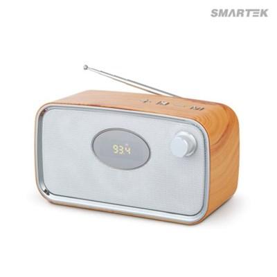 레트로 감성 라디오 겸용 블루투스 스피커 RS300