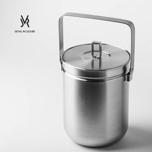 JVR 포스코 304 음식물쓰레기통 3000ml