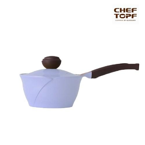 쉐프토프 라로즈 편수냄비 18cm(바이올렛)