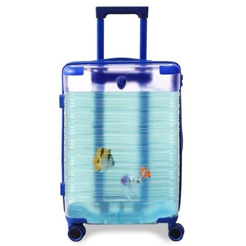 헤이즈 엑스레이 30인치 블루 캐리어 여행가방