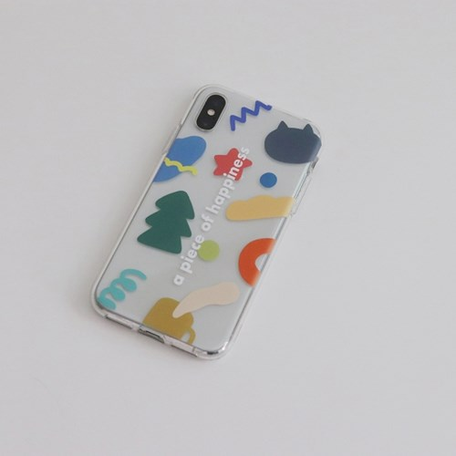PHONE CASE. A PIECE OF HAPPINESS 02