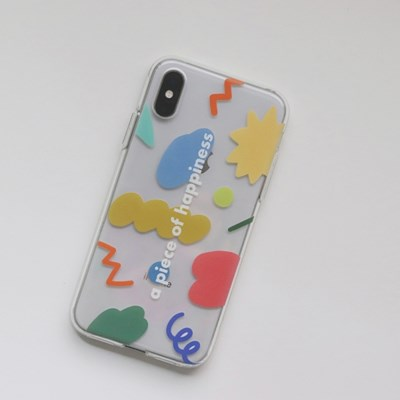 PHONE CASE. A PIECE OF HAPPINESS 01