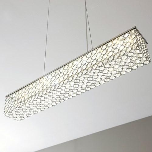 LED 하이라이트 크리스탈 인테리어조명