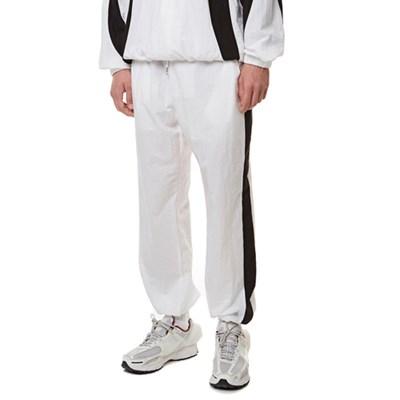 Curve training Zip-up Pants WHITE