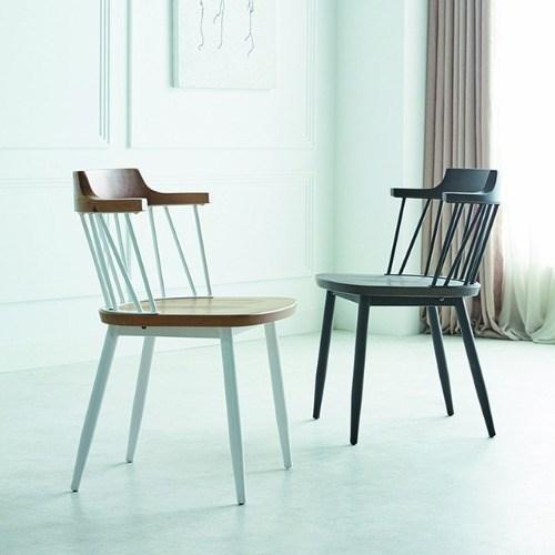 토퍼체어 인테리어 디자인 카페 철제 나무 의자