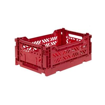 아이카사 폴딩박스 S raspberry