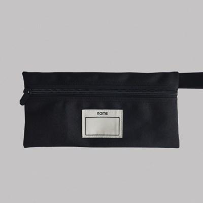 PENCIL CASE (BLACK)