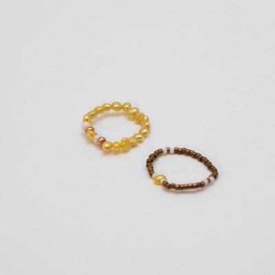 ginger rings set