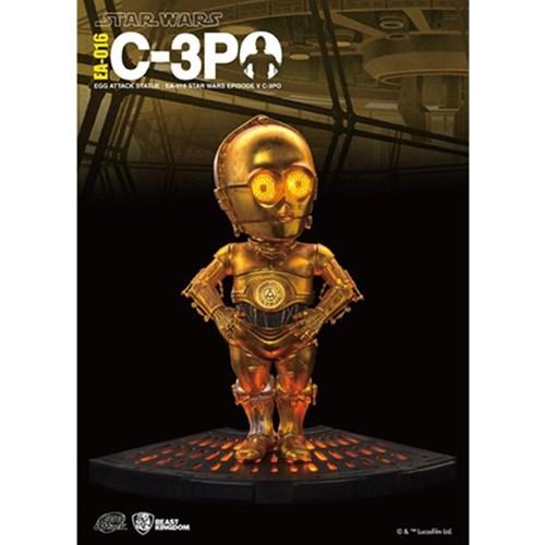 [비스트킹덤]EAA-016 스태츄 스타워즈 에피소드5 C-3PO (BKD309063)