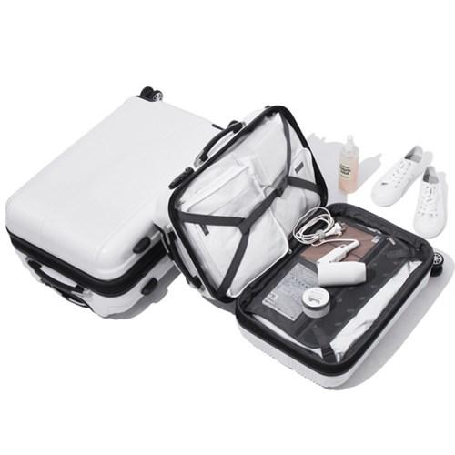 [Travel Mate] CLASSIC 클루니 TSA 수하물 24형 확장형 여행가방