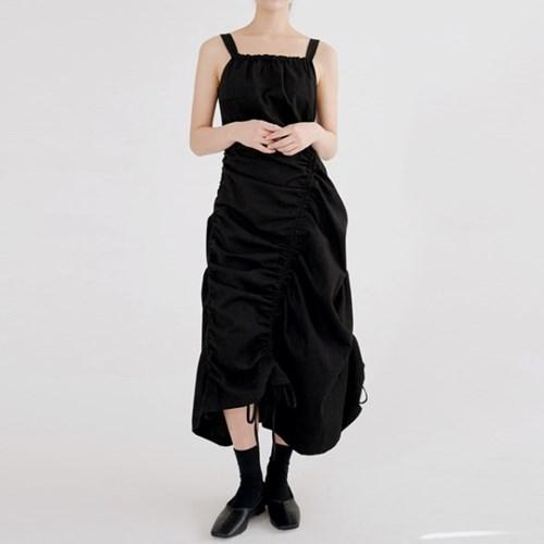 sensual drape dress (black)_(1389975)