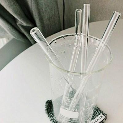 유리빨대 Glass straw