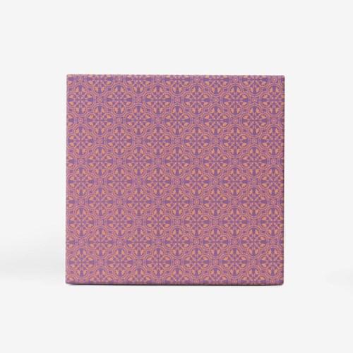 바이올렛 패턴 포장지(3개)